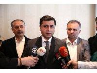 HDP, Saadet Partisi, BBP DP, Anavatan Partisi'nden kalkışmayla ilgili açıklama