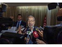 Gannuşi Tunus'un yeni Meclis Başkanı oldu