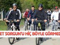 Ahmet Sorgun'u hiç böyle görmediniz!
