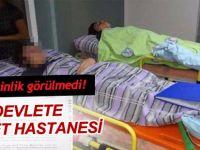 Diyarbakır'da devlete ihanet hastanesi!