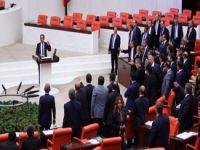 CHP'li vekilden Meclis Başkanı Kahraman'a hakaret