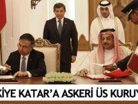Türkiye Katar'a askeri üs kuruyor