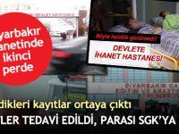 Teröristler tedavi edildi, parası SGK'ya ödetildi