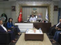 Türkmenoğlu'ndan Kale'ye ziyaret