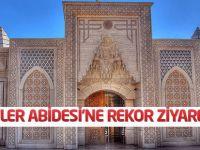 İstiklal Harbi Şehitler Abidesi'ne Rekor Ziyaretçi