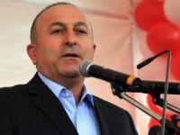 Dışişleri Bakanı Çavuşoğlu'ndan Konya'da Dev imza