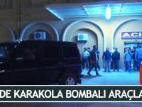 Mardin'de karakola bombalı araçla saldırı: 1 şehit 6 yaralı