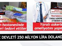 PKK'nın doktorları SGK'yı dolandırdı