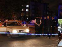 Konya'da otomobile silahlı saldırı: 1 ölü