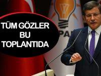 Tüm gözler Davutoğlu'nun düzenleyeceği basın toplantısında