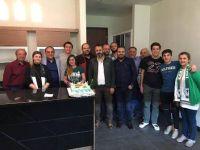 Hüseyin Polat'a unutulmaz doğum günü sürprizi