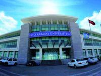 KTO Karatay Üniversitesi, Finalde