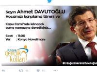 AK Parti Konya'da yeni açılım