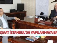 ÜLK İnşaat İstanbul'da yapılanmaya başladı