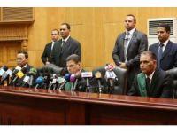 """Mısır'da ismi """"terör listesi""""ne dahil edilen parti başkanı istifa etti"""