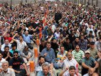Irak'taki göstericiler