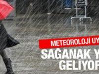 Meteoroloji uyardı: Bu illerde yağış bekleniyor