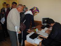Sarayönü'nde TOKİ başvuruları başladı