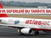 Atlasjet Konya uçuşları başlıyor