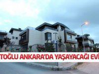 Davutoğlu Ankara'da yaşayacağı evi buldu