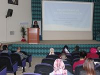 NEÜ'de kaplıcalar konulu seminer