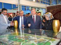 Fuar'a Sarayönü Belediyesi'de katıldı