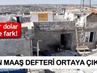 IŞİD'in maaş tablosu ortaya çıktı