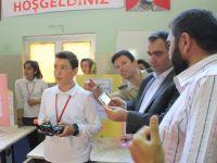Bozkır'da Bilim Sergisi açıldı