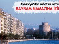 Yunanistan'da bayram namazına izin yok