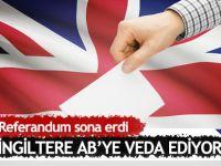 Referandum sonuçlandı: İngiltere Avrupa Birliği'nden ayrılıyor