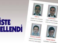 Aranan Terörist Konya Listesi güncellendi