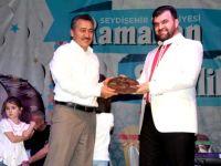Seydişehir'de ramazan etkinlikleri