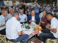 Akşehir'de mahalle iftarı