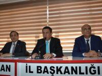 CHP Genel Başkan Yardımcıları Torun ve Bingöl Karaman'da