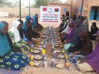 Burkina Faso' da 1500 Yetim Çocuğa İftar Sofrası Kuruldu