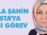 Leyla Şahin Usta'ya yeni görev
