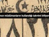 Muhammedi takvimi biliyor muydunuz?
