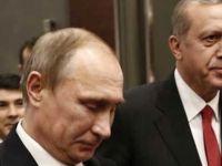 Erdoğan - Putin arasında bir ilk!
