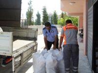 Cihanbeyli'de 500 aileye yardım
