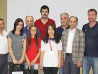Konya'ya şampiyonlukla döndü