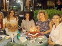 Zuhal hanımın yeni yaşını kutladılar