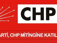 AK Parti'den CHP'nin mitingi için flaş karar!