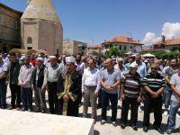 Beyşehir'de demokrasi şehitleri için gıyabi cenaze namazı