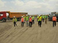 Akşehir atık su arıtma tesisi yapımına başlandı