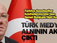 """Kolaylı: """"Türk medyası darbe girişiminden alnının akıyla çıktı"""""""