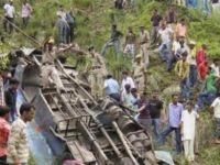 Hindistan'da kaza: 10 ölü