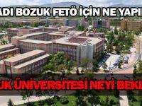 Selçuk Üniversitesi neyi bekliyor?