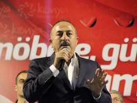 Bakan Çavuşoğlu'ndan DAEŞ operasyonuna ilişkin açıklama