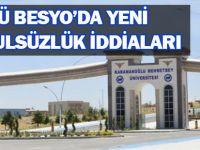Karamanoğlu Mehmetbey Üniversitesi BESYO sınavlarında yeni usulsüzlük iddiaları