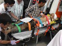 Afgan hayvan bakıcıları arasında kavga: 1 yaralı